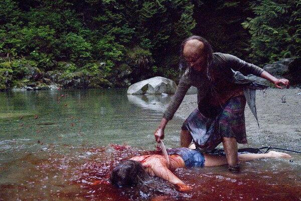 кадры и фото из фильма Поворот не туда-2: Тупик