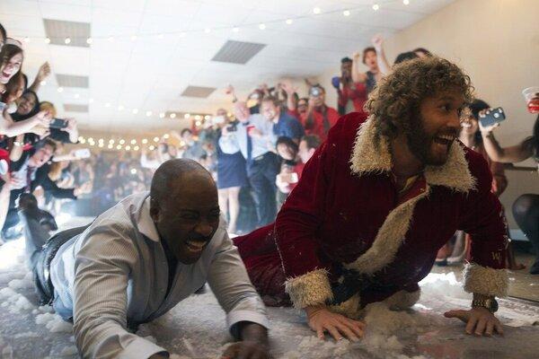 кадры и фото из фильма Новогодний корпоратив