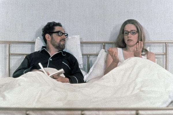 кадры и фото из фильма Сцены из супружеской жизни