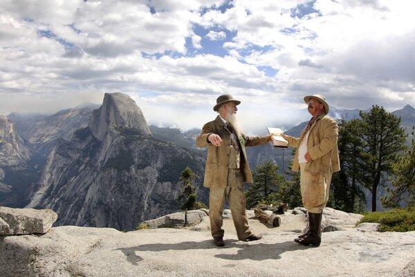 кадры и фото из фильма Путешествие по национальным паркам