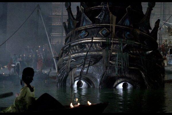 кадры и фото из фильма Казанова Феллини