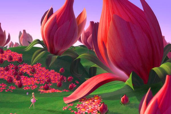 кадры и фото из фильма Барби: Сказочная страна