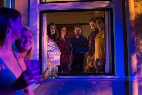 кадры и фото из фильма Соседи. На тропе войны 2