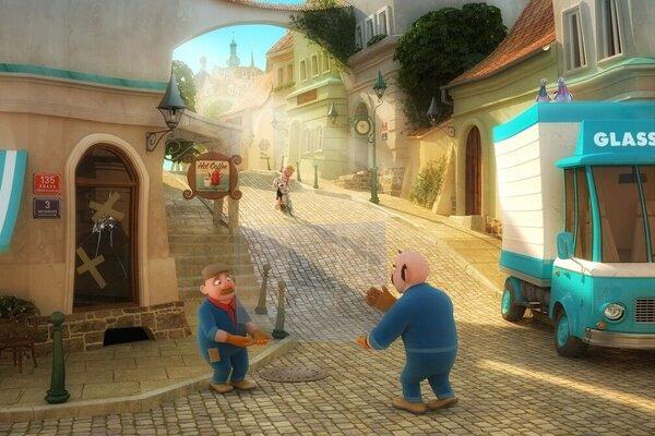 кадры и фото из фильма Гурвинек и Волшебный музей