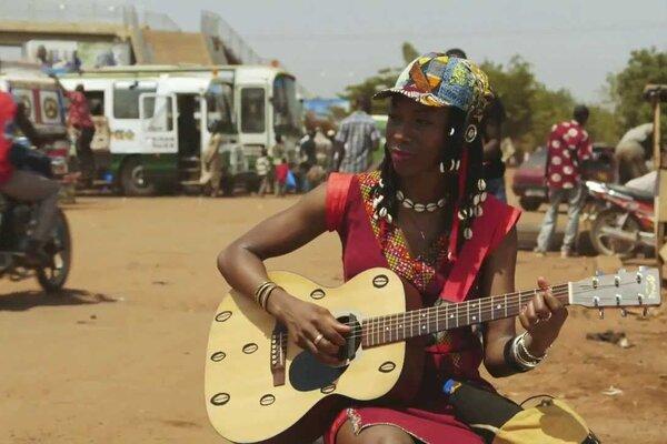 кадры и фото из фильма Малийский блюз