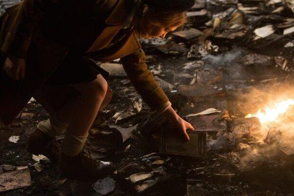 кадры и фото из фильма Воровка книг