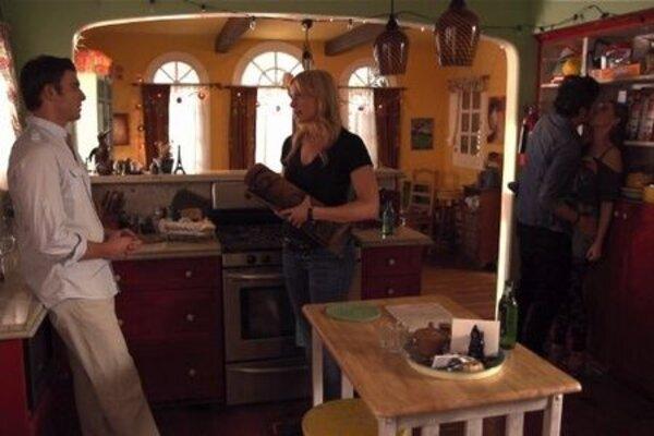 кадры и фото из фильма Кухня