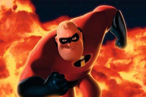 кадры и фото из фильма Суперсемейка