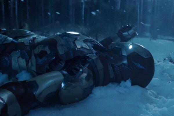 кадры и фото из фильма Железный человек 3 IMAX 3D