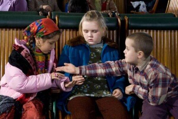 кадры и фото из фильма Мелодия для шарманки