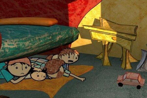 кадры и фото из фильма Детские голоса
