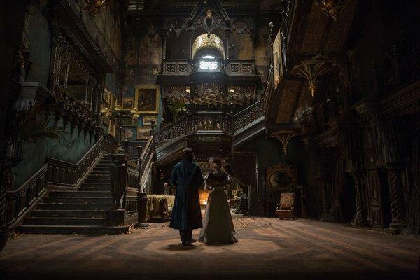 кадры и фото из фильма Багровый пик