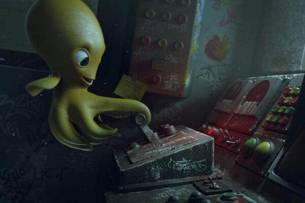 кадры и фото из фильма Подводная эра