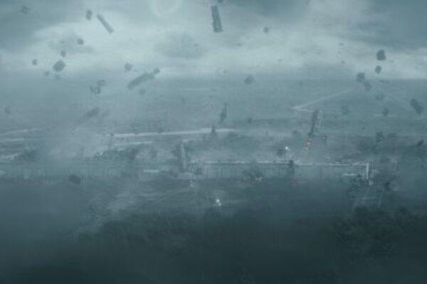 кадры и фото из фильма Навстречу шторму