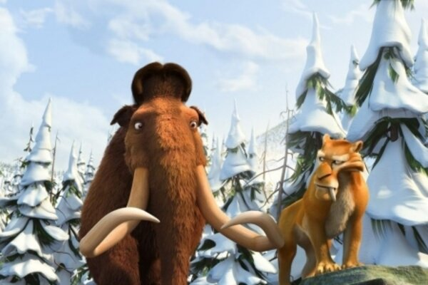 кадры и фото из фильма Ледниковый период 3: Эра динозавров 3D