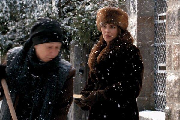 кадры и фото из фильма Дверь
