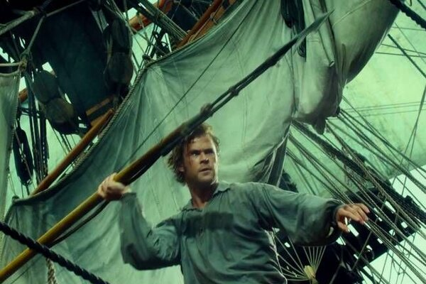 кадры и фото из фильма В сердце моря