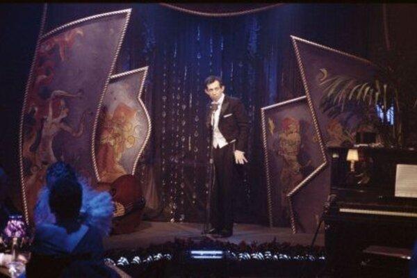 кадры и фото из фильма Генсбур. Любовь хулигана