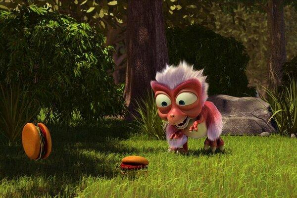 кадры и фото из фильма Диномама