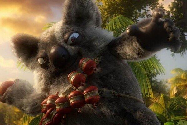 кадры и фото из фильма Дозор джунглей