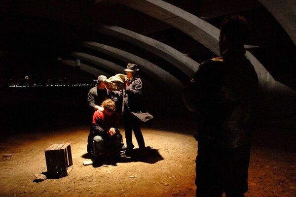 кадры и фото из фильма Возвращение