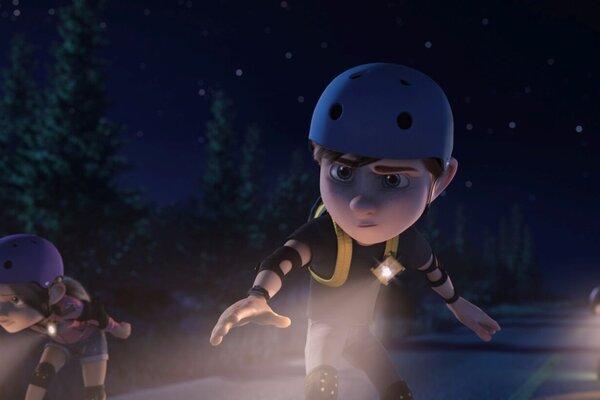кадры и фото из фильма Лунный флаг