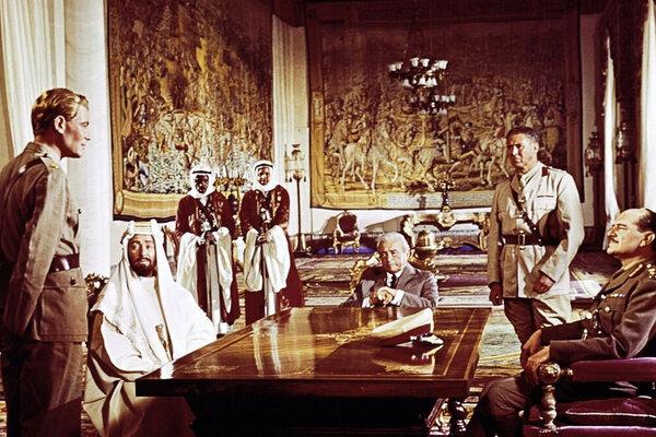 кадры и фото из фильма Лоуренс Аравийский