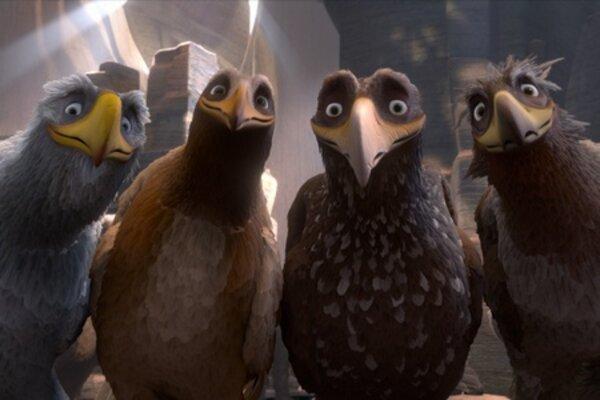 кадры и фото из фильма Нико 2 в 3D