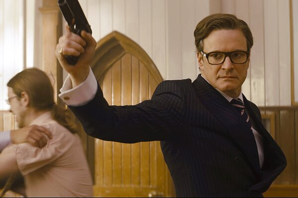 кадры и фото из фильма Kingsman: Секретная служба IMAX