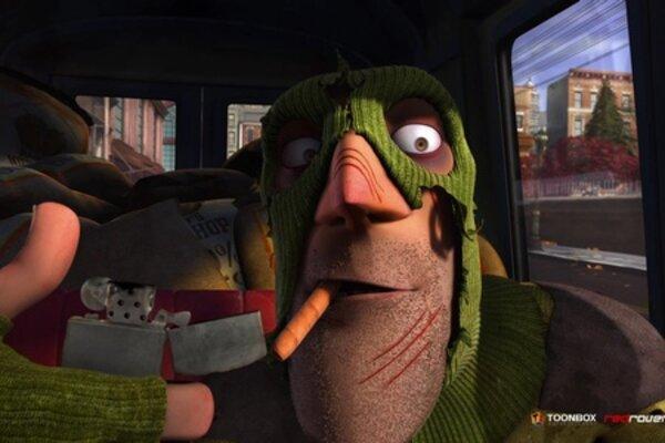 кадры и фото из фильма Реальная белка 3D