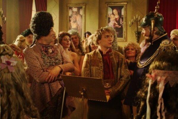 кадры и фото из фильма Тайна четырех принцесс 3D