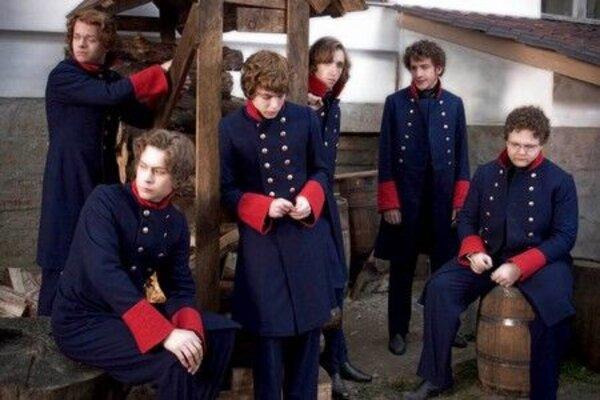 кадры и фото из фильма 1814