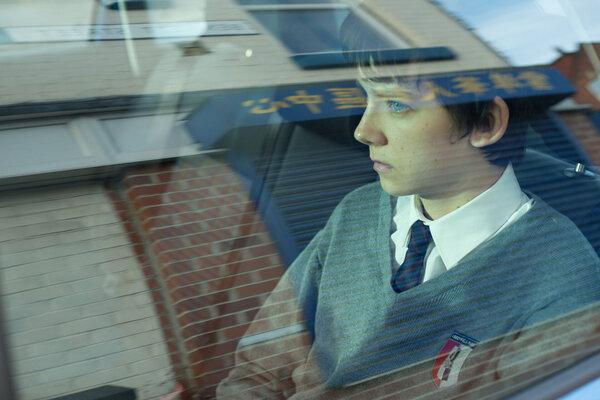 кадры и фото из фильма X+Y