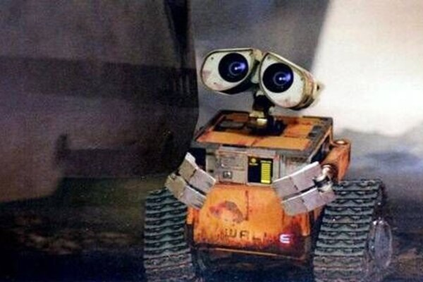 кадры и фото из фильма ВАЛЛ-И