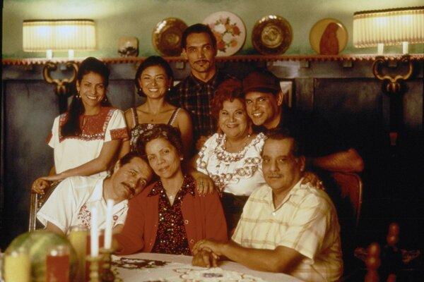 кадры и фото из фильма Моя семья