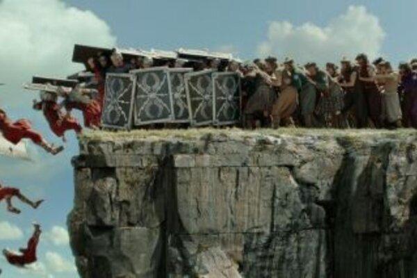 кадры и фото из фильма Астерикс и Обеликс в Британии