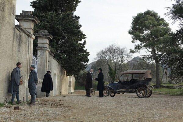 кадры и фото из фильма Камилла Клодель, 1915