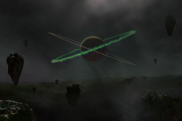 кадры и фото из фильма Планета сокровищ
