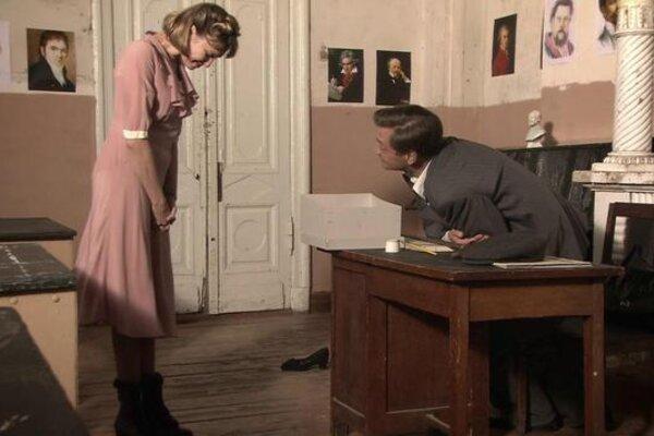 кадры и фото из фильма Ревность
