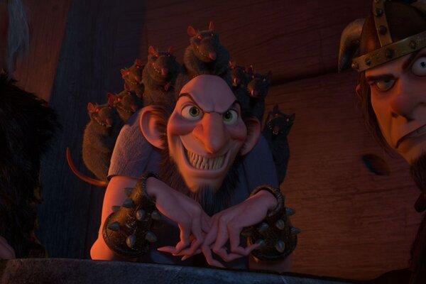 кадры и фото из фильма Рапунцель: Запутанная История 3D
