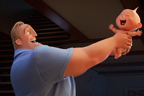 кадры и фото из фильма Суперсемейка 2