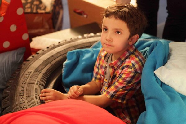 кадры и фото из фильма Тот еще Карлосон!