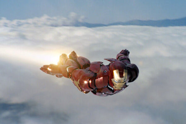 кадры и фото из фильма Железный человек