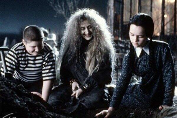 кадры и фото из фильма Ценности семейки Аддамс