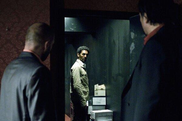 кадры и фото из фильма Бессонная ночь