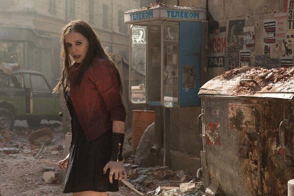 кадры и фото из фильма Мстители: Эра Альтрона 3D
