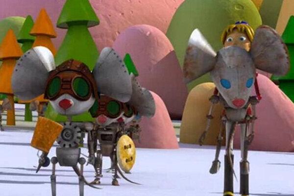 кадры и фото из фильма Волшебное королевство Щелкунчика
