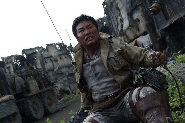 кадры и фото из фильма Атака титанов. Фильм второй: Конец света 3D