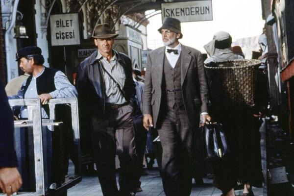 кадры и фото из фильма Индиана Джонс и последний крестовый Поход