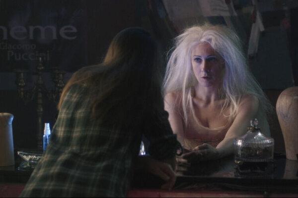 кадры и фото из фильма Дама Пик